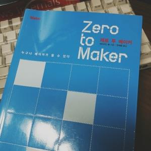 [BOOK] Zero to Maker