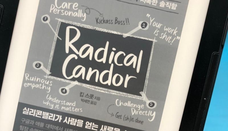 [BOOK] Radical Candor